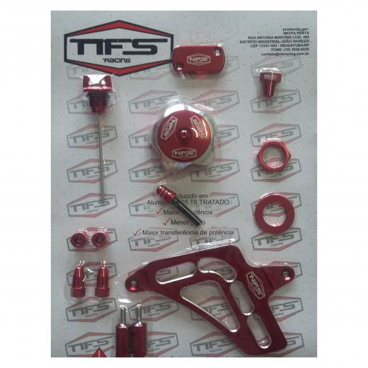 Kit de Personaliza��o NFS Racing CRF 230 - 7 Pe�as