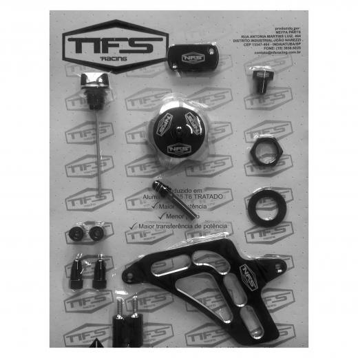 Kit de Personaliza��o NFS Racing CRF 230 - 7 Pe�as