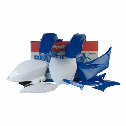Kit Pl�stico Polisport YZ 125/250/450 Completo