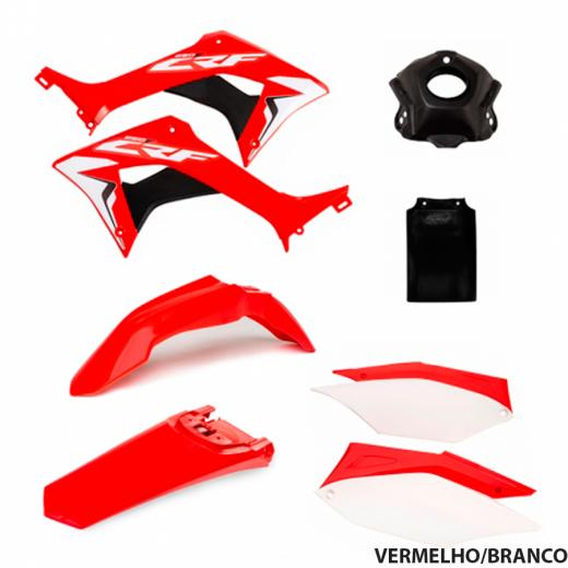 Kit Pl�stico AMX CRF 250F