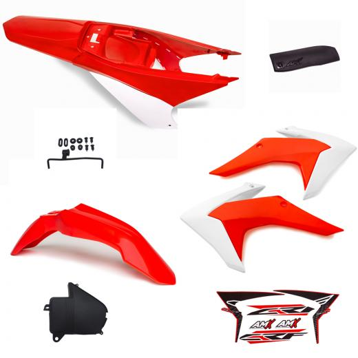 Kit Pl�stico CRF 230 AMX S3lect