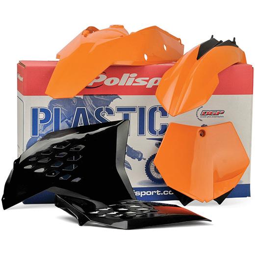Kit Pl�stico Polisport KTM SX 250/350/450 Completo