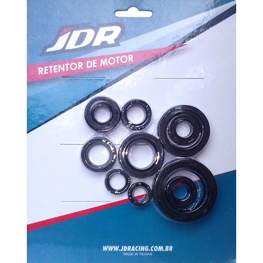 Kit Retentor de Motor JDR KTM Modelo 4T 02/06