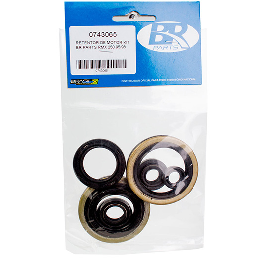 Kit Retentor de Motor BR Parts RM 250 + RMX 250