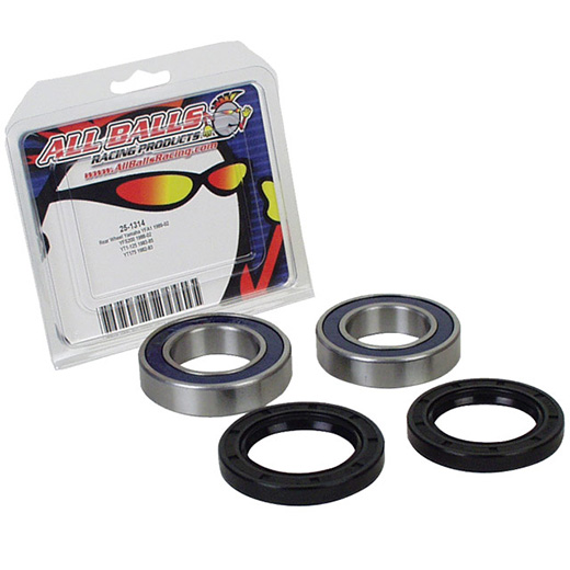 Kit Rolamento All Balls Roda Dianteira CR 80 / CR 85