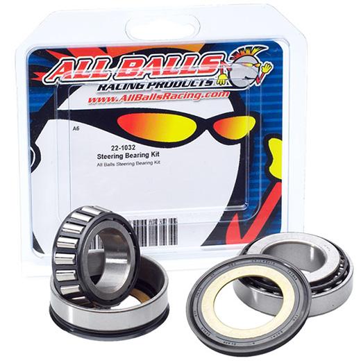 Kit Rolamento Dire��o All Balls KXF 250/450 / KX 125/250 / RMZ 250