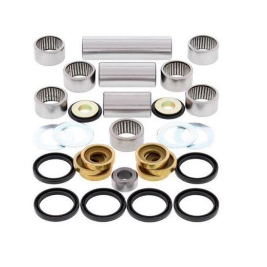 Kit Rolamento Link BR Parts CRF 250 10/17 + CRF 450 09/16