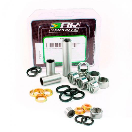 Kit Rolamento Link BR Parts Husq. TC/TE 250/450 + Husq. TE 510 + Husq. SMR 400/450