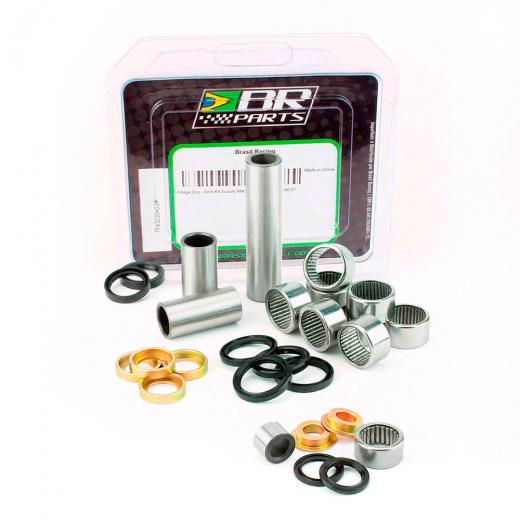 Kit Rolamento Link BR Parts RMZ 250/450 + RM 125/250