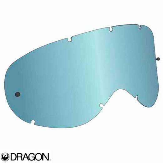 Lente Dragon MDX Azul