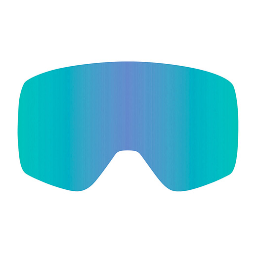 Lente �culos Dragon NFXs Azul Espelhado