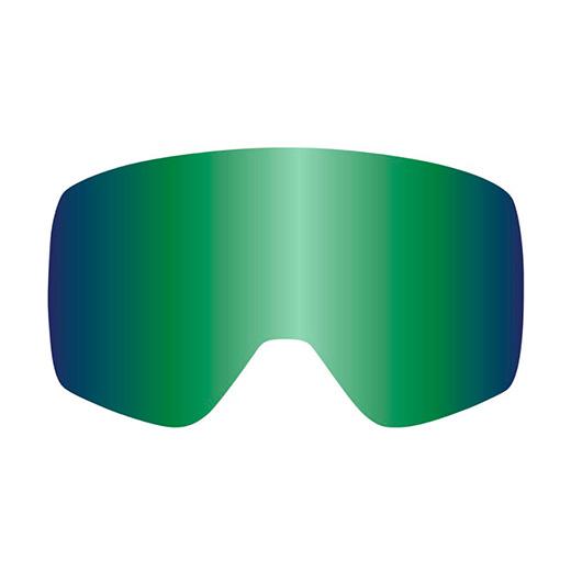 Lente �culos Dragon NFXs Verde Espelhado