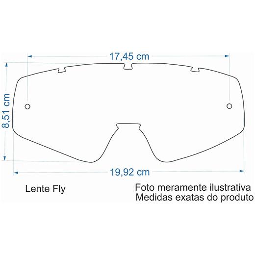 Lente ProVisor Fly