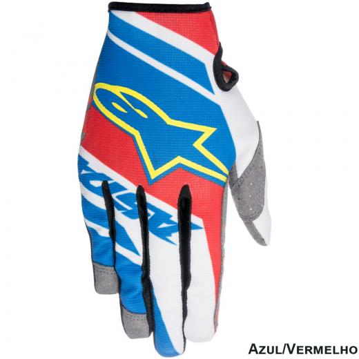 Luva Alpinestars Racer Supermatic 16