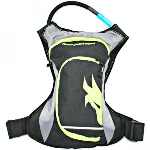 Mochila Hidrata��o Red Dragon Evolution 2L
