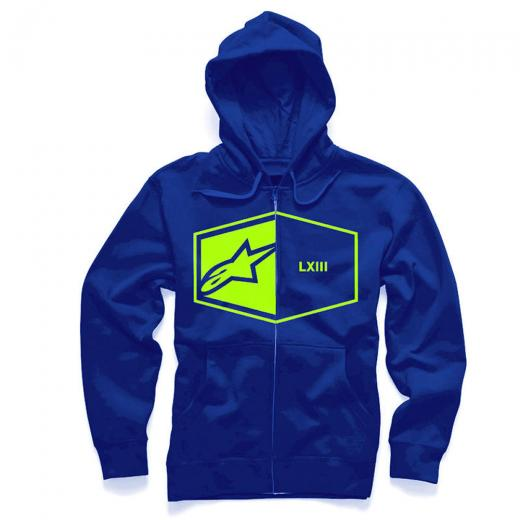 Moletom Alpinestars 50/50 Zip