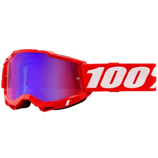 �culos 100% Accuri 2 Red