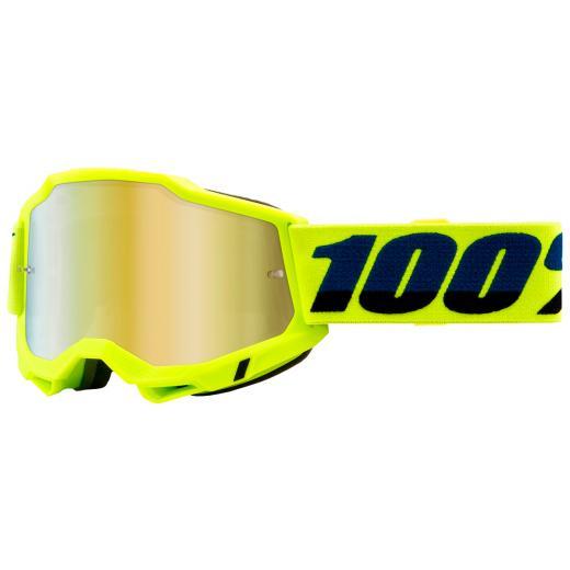 �culos 100% Accuri 2 Yellow