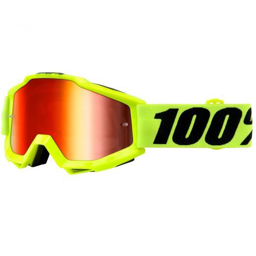 �culos 100% Accuri Fluo Yellow