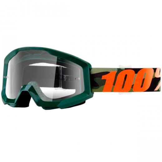 3e79aa28f4d43 Óculos 100% Strata Huntsitan - MX Parts
