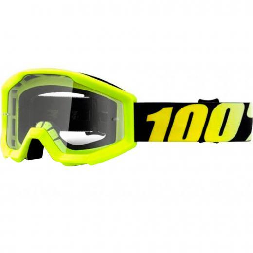 �culos 100% Strata Neon Yellow