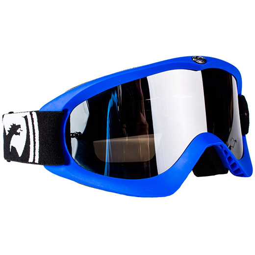 �culos Dragon MDX Azul Espelhado