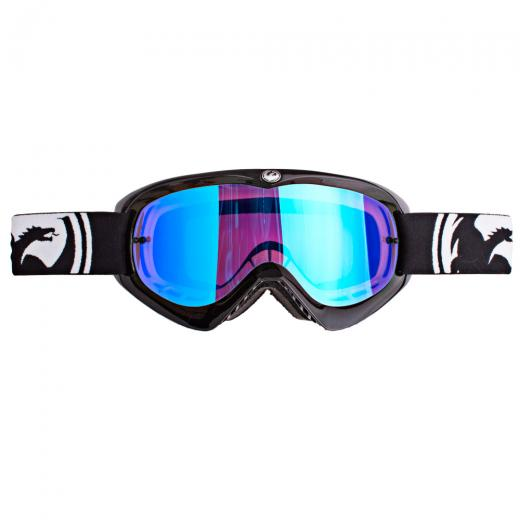 �culos Dragon MDX Coal Blue Steel