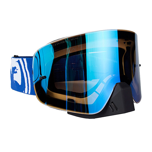 �culos Dragon NFX Blue White Split / Blue Steel