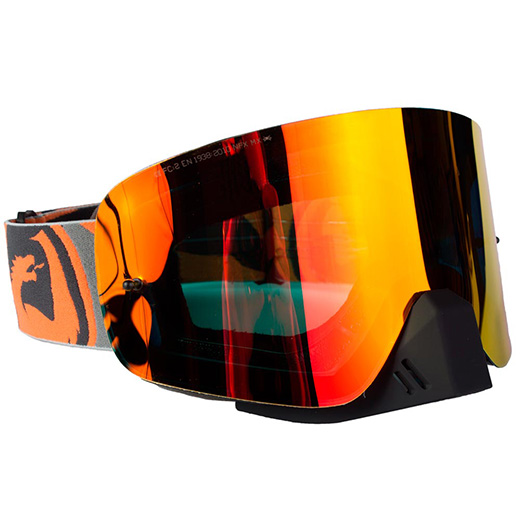 �culos Dragon NFX Flair Orange