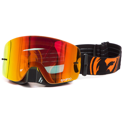 �culos Dragon NFXs Black Orange Split
