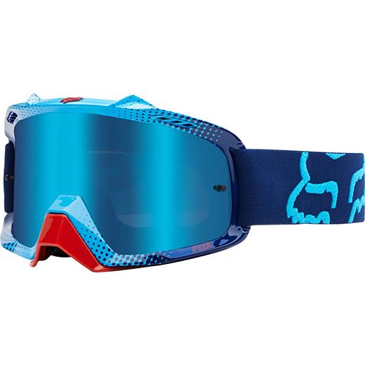 �culos Fox Air SPC 360 Race Azul/Vermelho