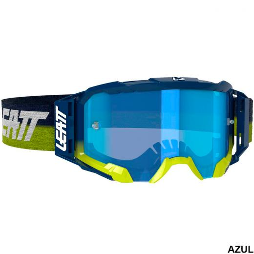 �culos Leatt Velocity 5.5 - Azul