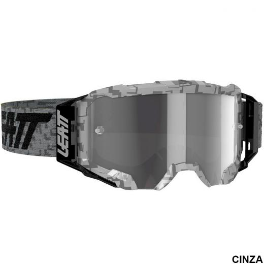 �culos Leatt Velocity 5.5 - Cinza