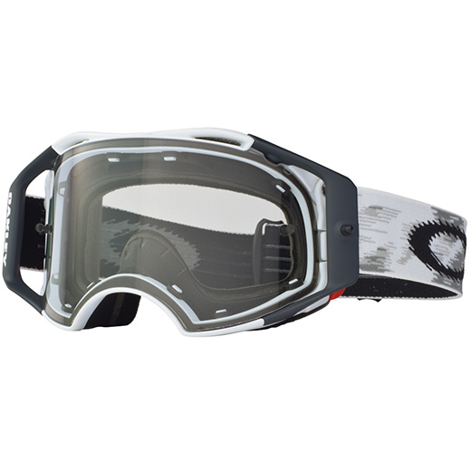 �culos Oakley Airbrake MX Matte White Speed