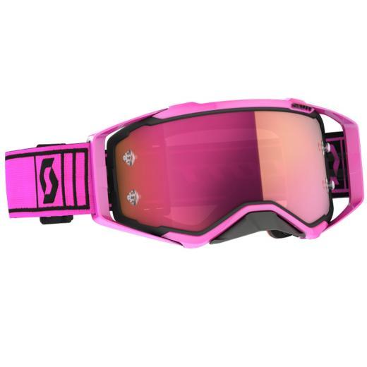 �culos Scott Prospect Pink-Black/Pink Chrome Works