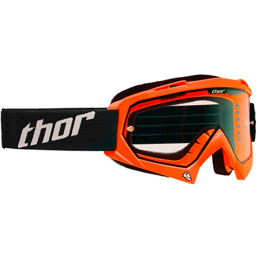 �culos Thor Enemy Laranja Fluorescente