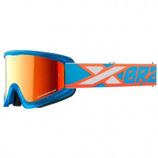 �culos X-Brand Flat-Out Azul/Laranja