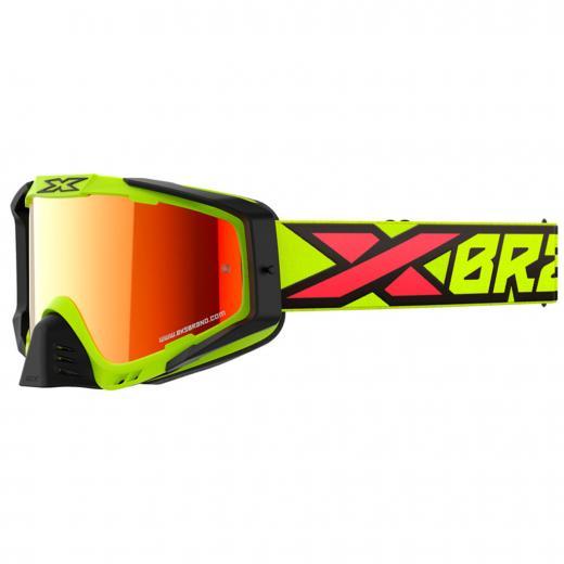 �culos X-Brand S-Series Amarelo/Preto/Vermelho