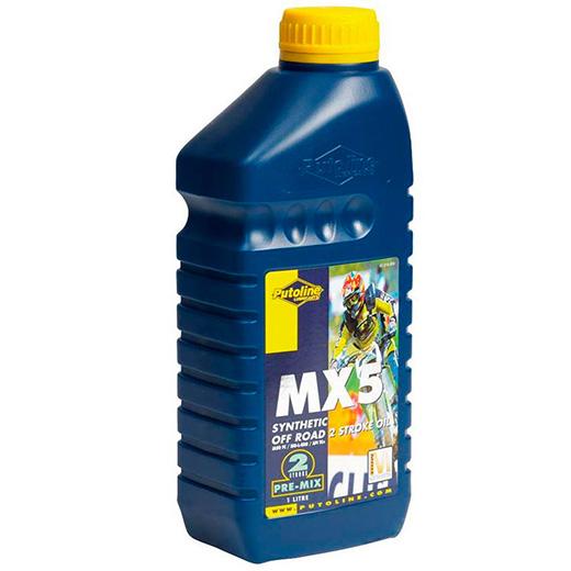 �leo para Motor 2T Putoline MX5