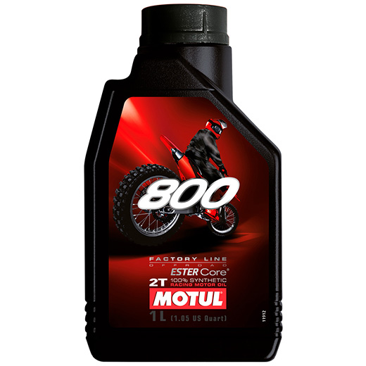 �leo Motul 800 2T Factory Line Off Road