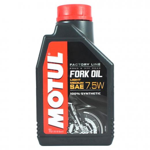 �leo Suspens�o Motul FORK OIL Factory Line 7,5W