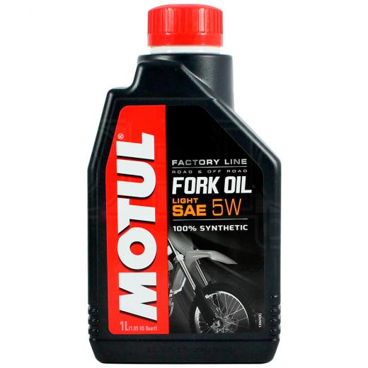 �leo Suspens�o Motul FORK OIL Factory Line SAE 5W - 500ml
