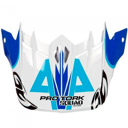 Pala Capacete Pro Tork Squad Limited Edition