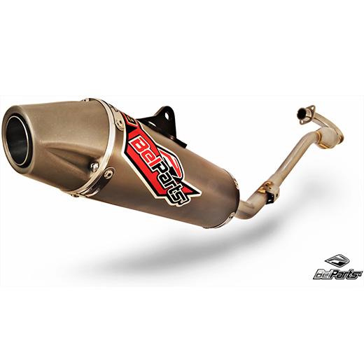 Ponteira XR 200 Belparts + Curva