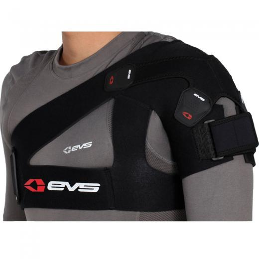 Protetor de Ombro EVS SB03 Stabilizer X-Strap