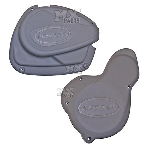 Protetor das Tampas do Motor CRF 230