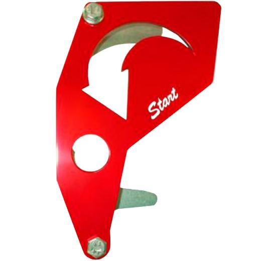 Protetor de Pinh�o Start Racing CRF 230 Anodizado