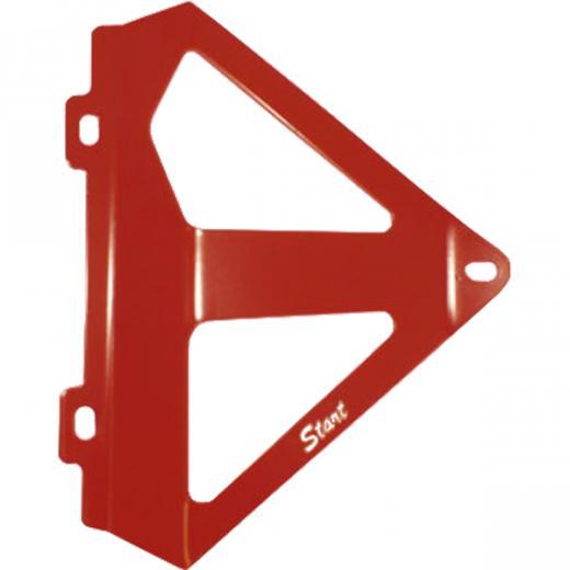 Protetor de Radiador Lateral Start Racing CRF 250R/250X 06/09 Anodizado