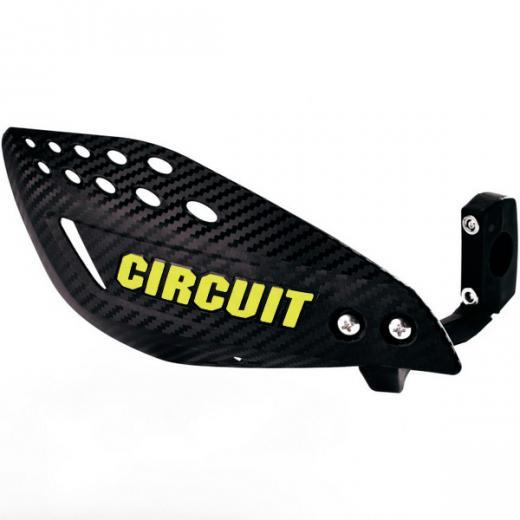 Protetor de M�o Circuit Vector Carbon