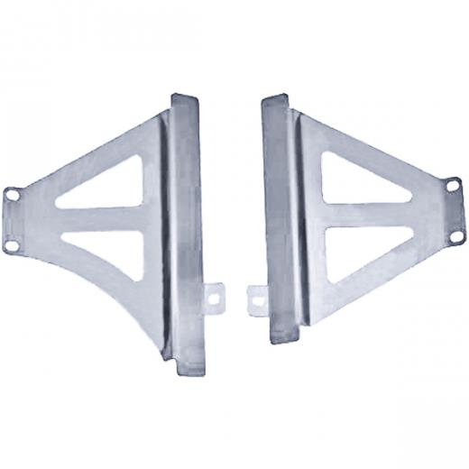 Protetor de Radiador Lateral Start Racing CRF450 R 13/14 - Aluminio